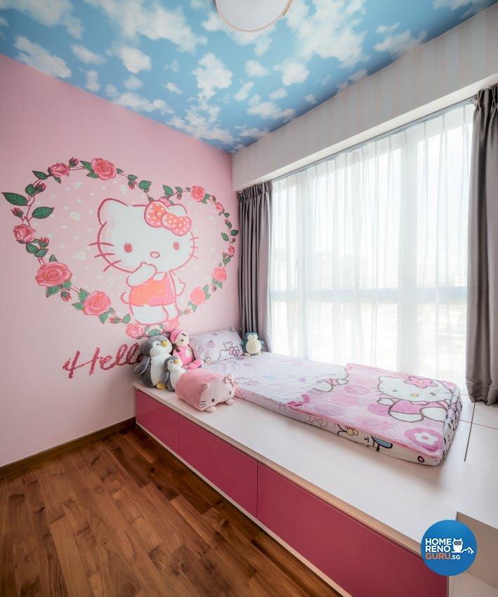Modern, Others Design - Bedroom - Condominium - Design by Zenith Arc Pte Ltd