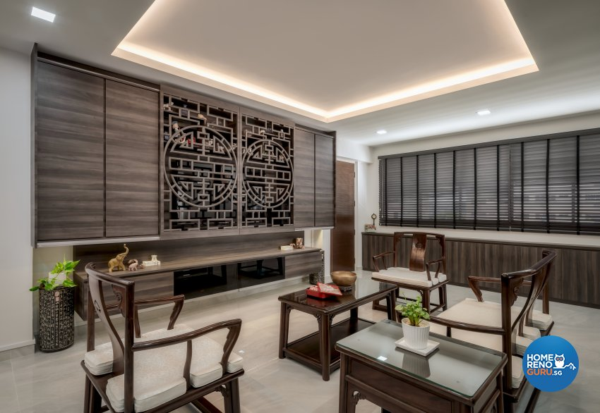 Modern, Others Design - Living Room - HDB 3 Room - Design by Zenith Arc Pte Ltd