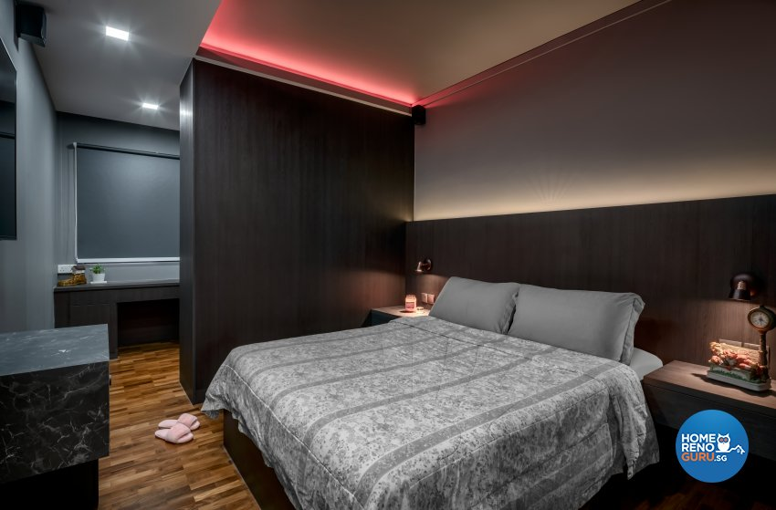 Modern, Others Design - Bedroom - HDB 3 Room - Design by Zenith Arc Pte Ltd