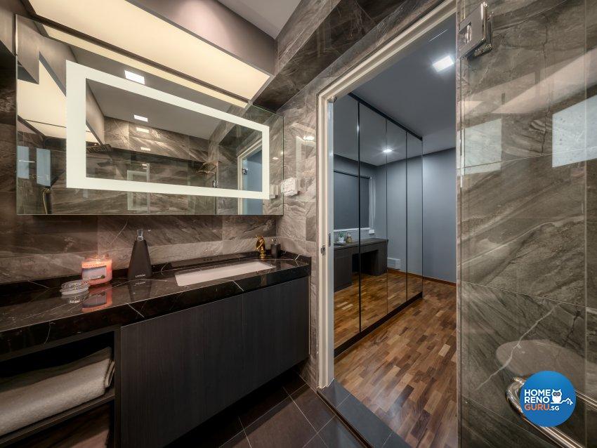 Modern, Others Design - Bathroom - HDB 3 Room - Design by Zenith Arc Pte Ltd