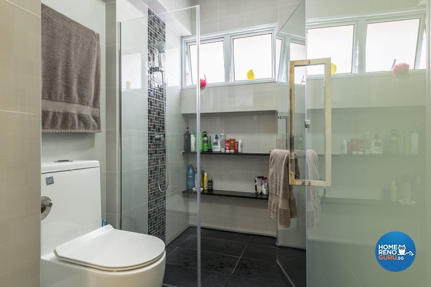 Modern, Others Design - Bathroom - HDB 5 Room - Design by Zenith Arc Pte Ltd
