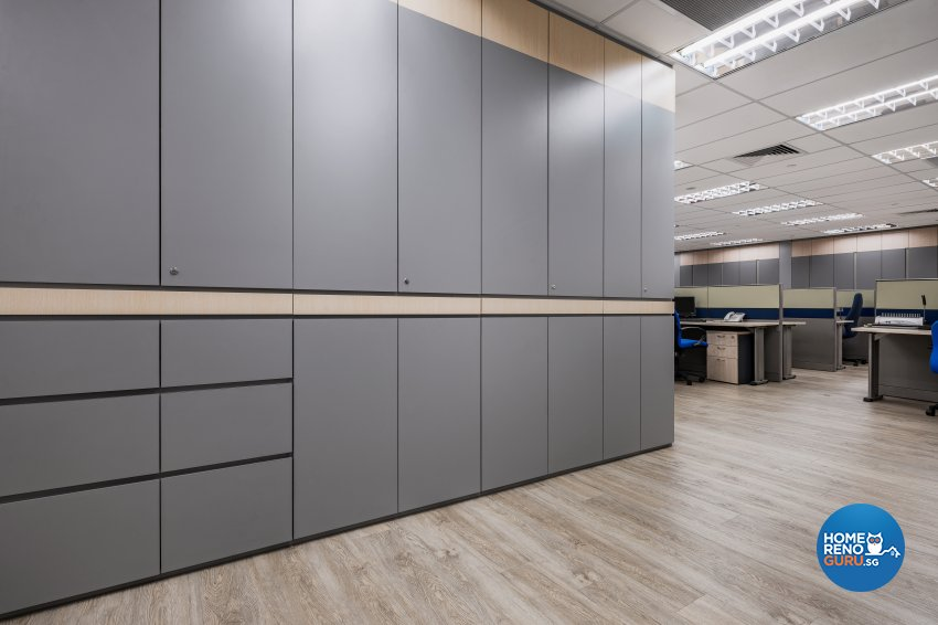 Industrial, Others Design - Commercial - Office - Design by Zenith Arc Pte Ltd